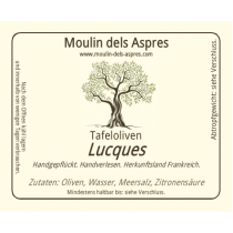 Lucques Tafeloliven